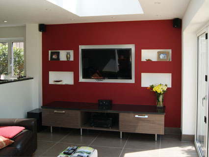 audio visual installation brentwood