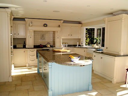 kitchen design services Brentwood