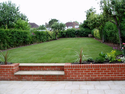 residential landscaping brentwood